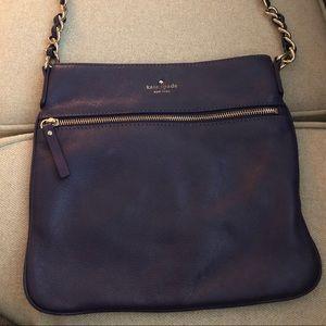 Kate Spade Purple Crossbody Bag